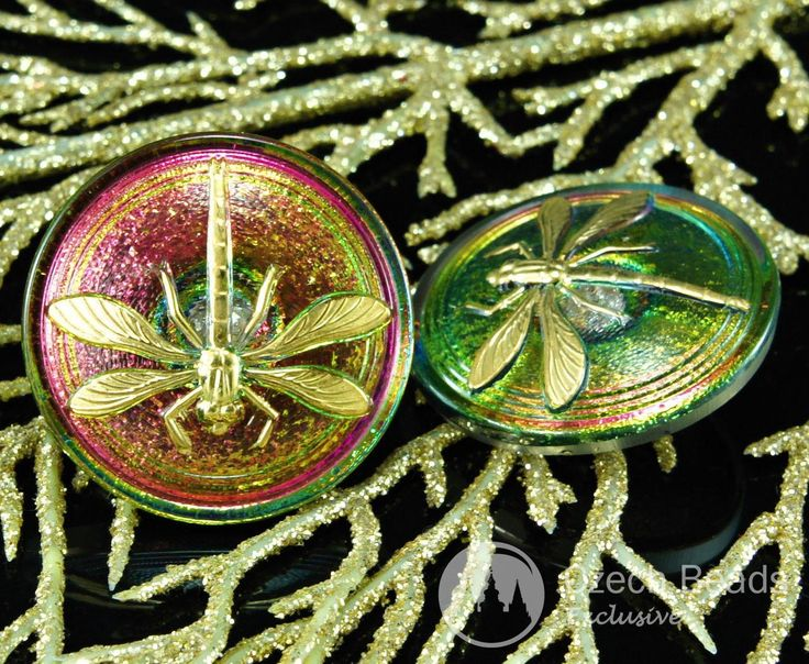 ✔ What's Hot Today: Handmade Czech Glass Buttons Large Gold Dragonfly Green Yellow Purple Vitrail Size 14, 31.5mm 1pc https://czechbeadsexclusive.com/product/handmade-czech-glass-buttons-large-gold-dragonfly-green-yellow-purple-vitrail-size-14-31-5mm-1pc/?utm_source=PN&utm_medium=czechbeads&utm_campaign=SNAP #CzechBeadsExclusive #315Mm_Czech_Button, #315Mm_Glass_Button, #31Mm_Czech_Button, #31Mm_Glass_Button, #Button_315Mm, #Button_31Mm, #Czech_Button_14, #Czech_Dragonfly_B
