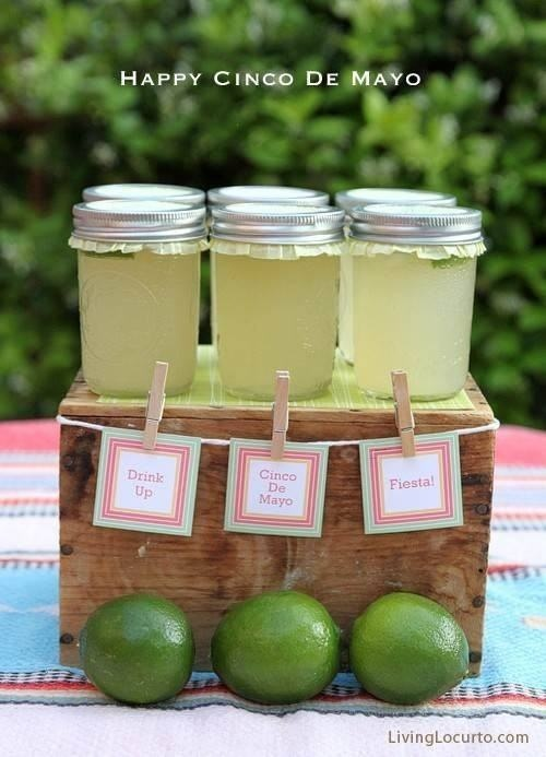 THE BEST AND EASIEST MARGARITA
