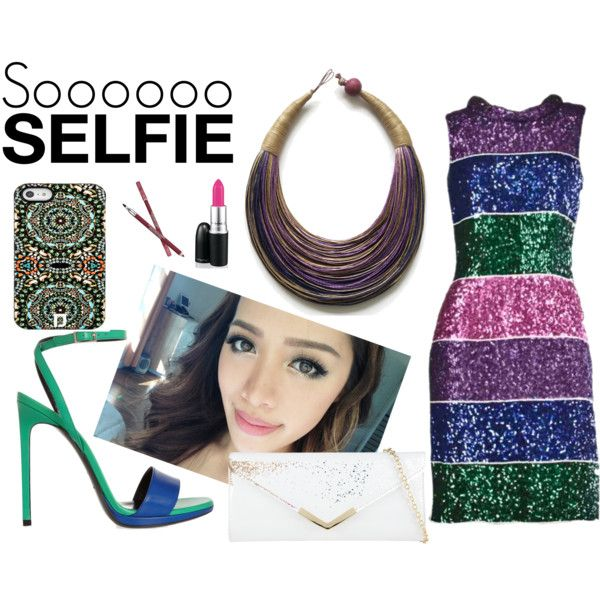 """Soooo Selfie!"" by mymagnifico.com on Polyvore"