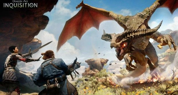 Dragon Age Inquisition 4 Player Co-op Confirmed | PlayStation 4 UK