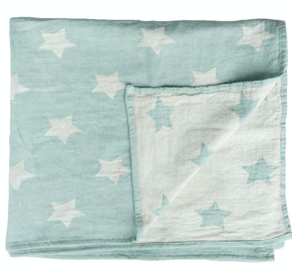 Star Throw Mint