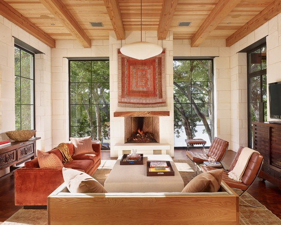 Southwestern Style Meets Mies Van Der Rohe