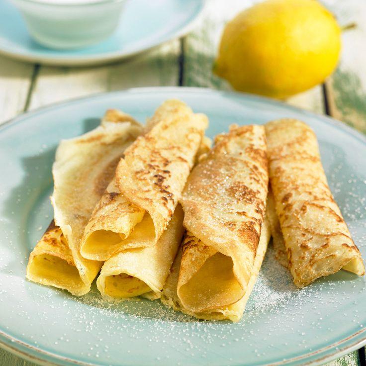 Découvrez la recette Pâte à crêpes légère sur cuisineactuelle.fr.