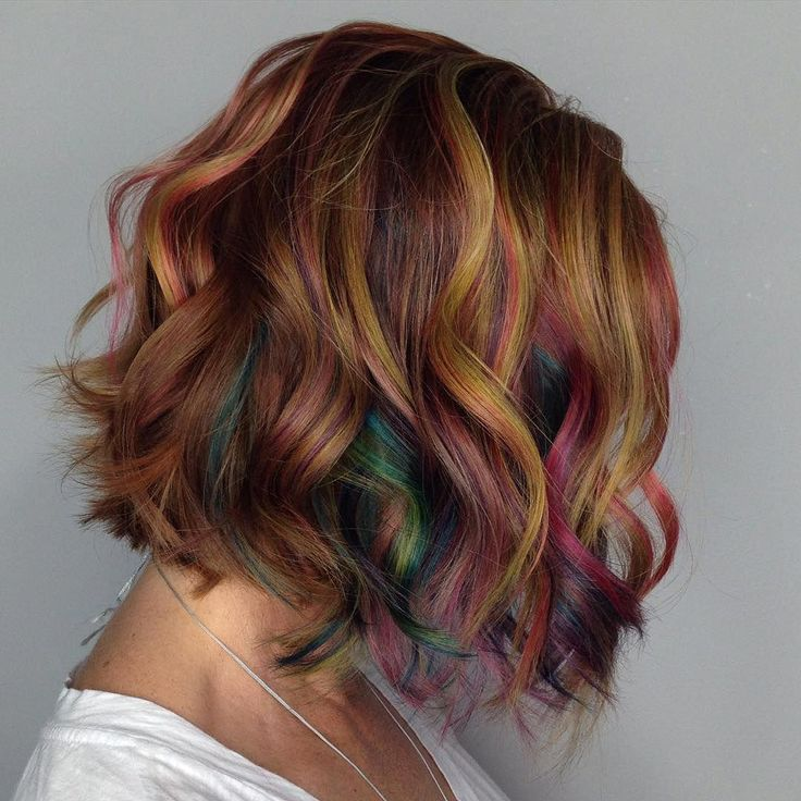 short ombre hair color trends 2019, short haircuts ideas, ombre color, hair styles # ...