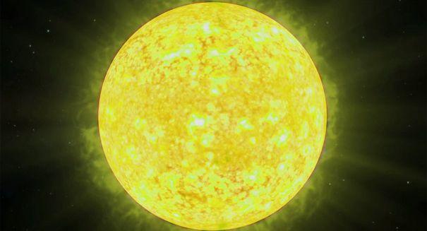 yellow star astronomy - photo #35