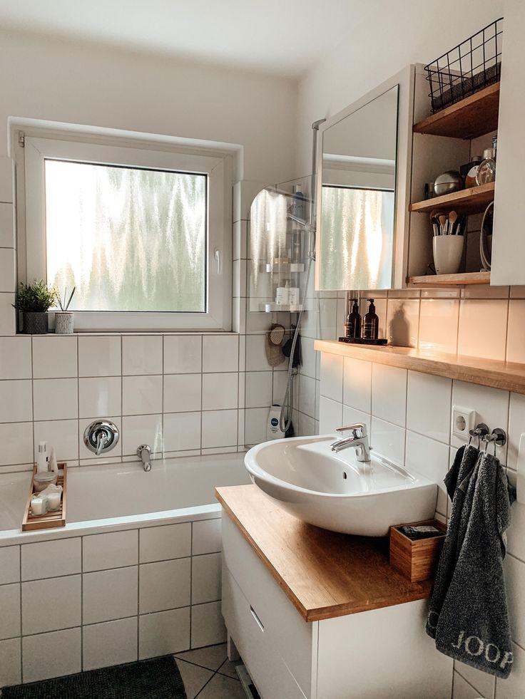 Badezimmer Einrichten Ideen Fur Jede Grosse In 2021 Badezimmer Baden Neues Badezimmer