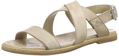 Shabbies Amsterdam Premium Italian made flat sandalet leather sole Pendula Damen Offene Sandalen mit Keilabsatz - http://on-line-kaufen.de/shabbies-amsterdam/shabbies-amsterdam-premium-italian-made-flat-mit