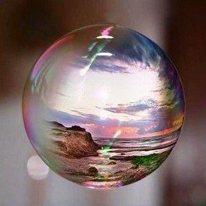 Teremtés meditáció.... Rózsaszínű buborék módszer - Lélek- enterier