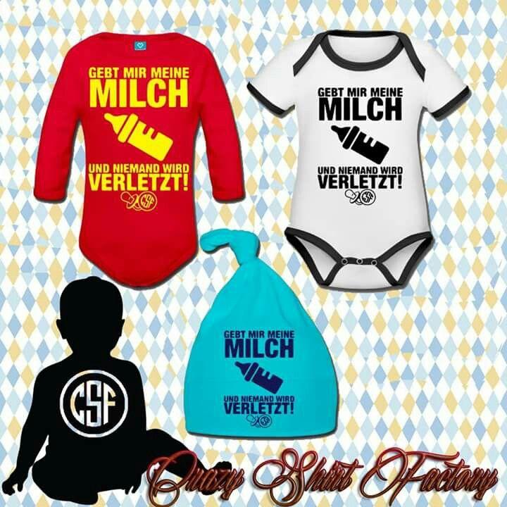 Gebt mir meine Milch ...   https://goo.gl/9dE6eH   #tshirt #tshirtdesign #shopping #shoppingonline #shop #crazyshirtfactory #baby #babystuff #babylove #babyfashion #babyshirt #babybaby #babyclothes #babykleidung #babymom #babydaddy #babydress #geburt #windeln #säugling