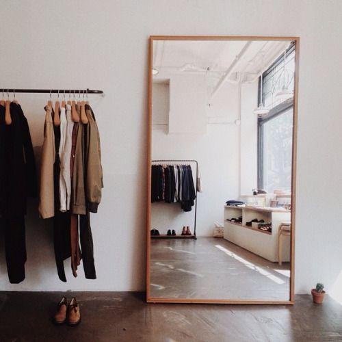 Espelho de chão