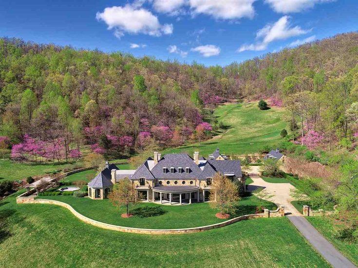 522 acres in Albemarle County, Virginia в 2020 г.