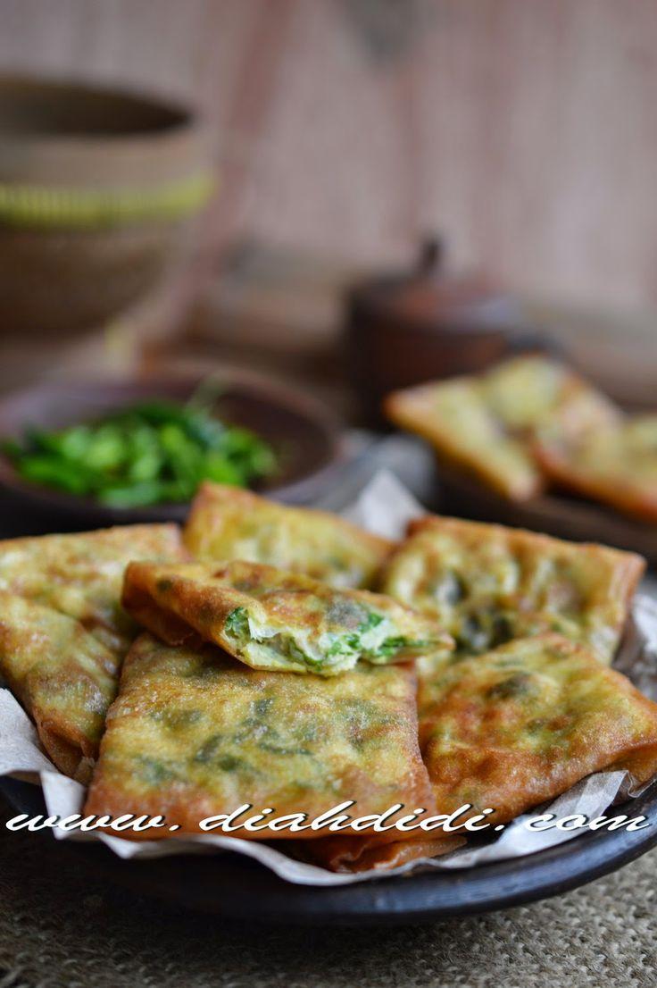 Diah Didi's Kitchen: Martabak Mini Praktis Isi Bakso