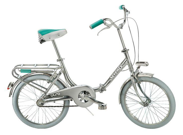 Bicycle - Cigno Seventy Turchese Saint Barth www.bernardisrl.net