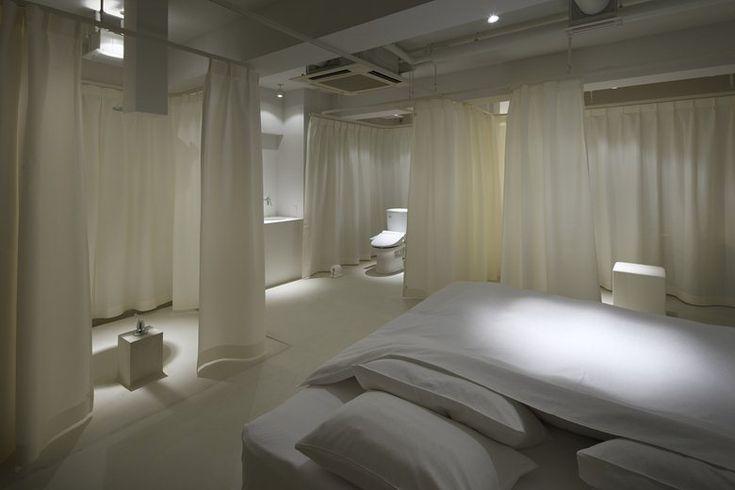 Hotel room, Osaka, 2011 - Mifune Design Studio