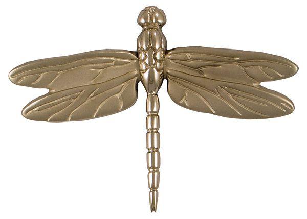 9 dragonfly in flight door knocker one kings lane king - Dragonfly door knockers ...