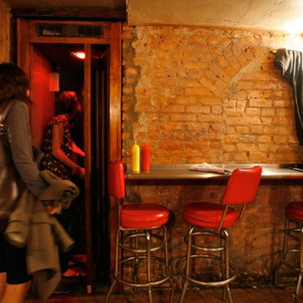 """The line extending from the entrance to Crif Dogs and spilling onto St. Marks Place on Saturday nights can be a bit misleading. Sure, their bacon-wrapped, chili and coleslaw drenched, """"spicy redneck"""" hot dog is horribly delicious (and the arcade games you can play beneath their Plexiglass tables ..."""