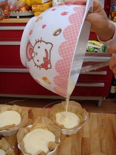 Hello Kitty Kitchen Bowl