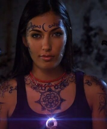Zoey: her tattoos that make her special are very important to her and shows that she has a lot of faith in her goddess nyx