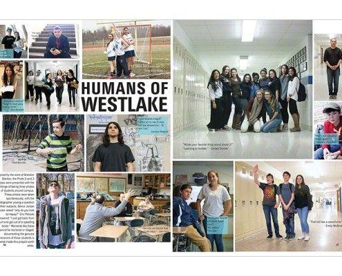 Westlake High School 2014 Student Life