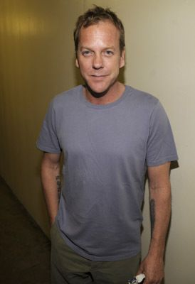 Kiefer Sutherland photos, including production stills, premiere photos and other event photos, publicity photos, behind-the-scenes, and more.