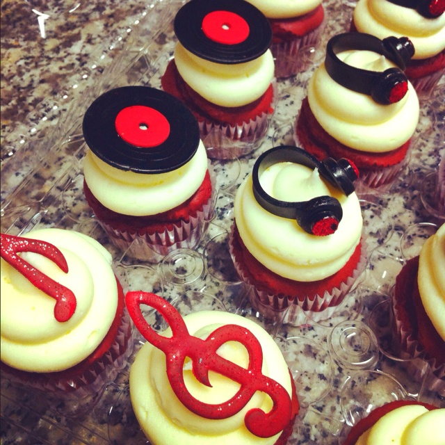 57 Best Images About Hip Hop Music Theme Cupcakes On