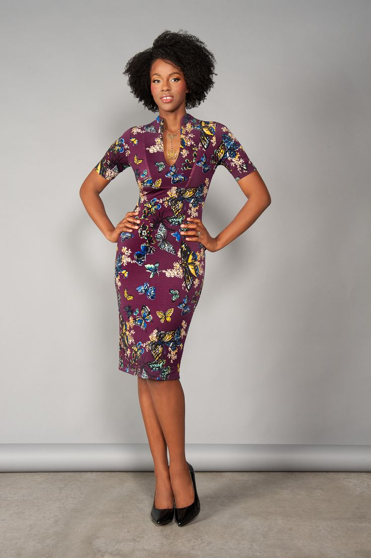Pinup girl style dresses