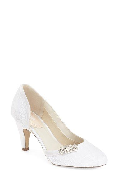 pink paradox london 'Virtue' Half d'Orsay Pump (Women) available at #Nordstrom