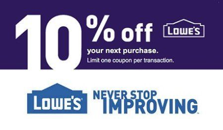 (2)+Lowes+10%-Coupons+Expire+9/30/2017,+Use+at+LOWES+-+Fast+shipping