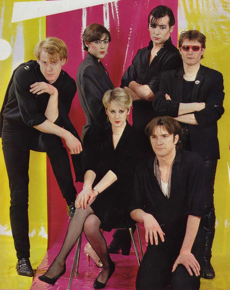 "The Human League ""Always something there to remind me"", ""Don't you want me"""