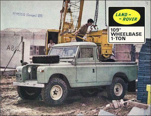 Rover 1968