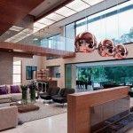Glamorous Living Area Design Ideas with Comfortable Sofas
