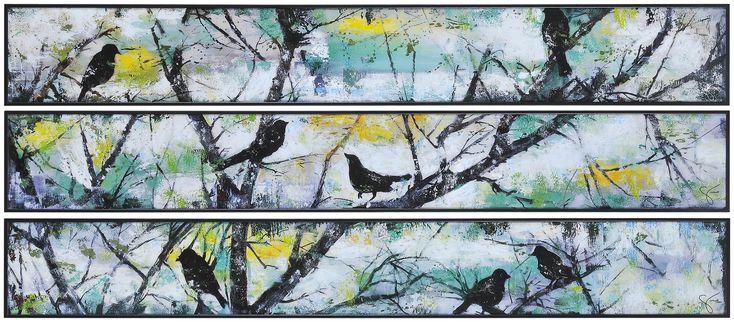 """Oiseau"" by Giovanni Russo 59 X 8 X 3"