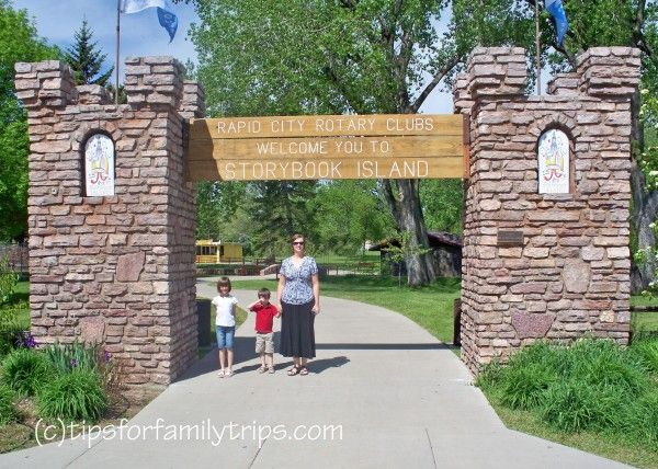 Storybook Island - Rapid City SD