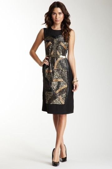 Antik Batik Bistro Beaded Dress by Dress Sensation on @HauteLook - so elegant--perfect for a work cocktail reception with the higher-ups!