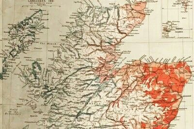 In XVIII #century 30% of the #Scottish #population #spoke #Gaelic. En el #siglo XVIII el 30% de los #Escoceses #hablaban #Gaelico.  http://www.scotsman.com/news/the-first-map-of-gaelic-speakers-in-scotland-1-4450018   #Escocia #Scotland #Idiomas #languages #lenguas #hablar #historia #Talk #speak #history