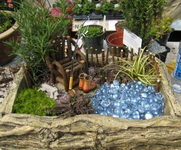 27 best miniature garden designs images on Pinterest Fairies