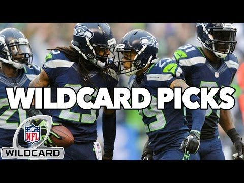 NFL Wildcard Weekend Picks | Morency's Plays of The Day