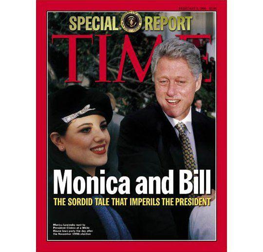 Monica Lewinsky's beret