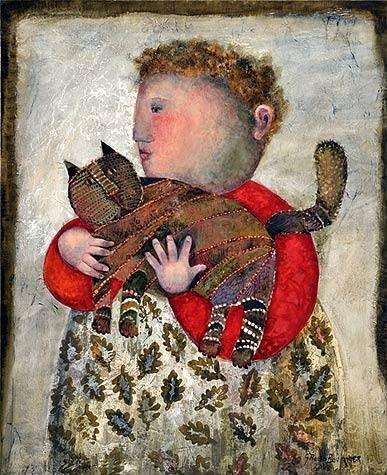 Graciela Rodo Boulanger 1935 | Bolivian painter | TuttArt@ | Pittura * Scultura * Poesia * Musica |