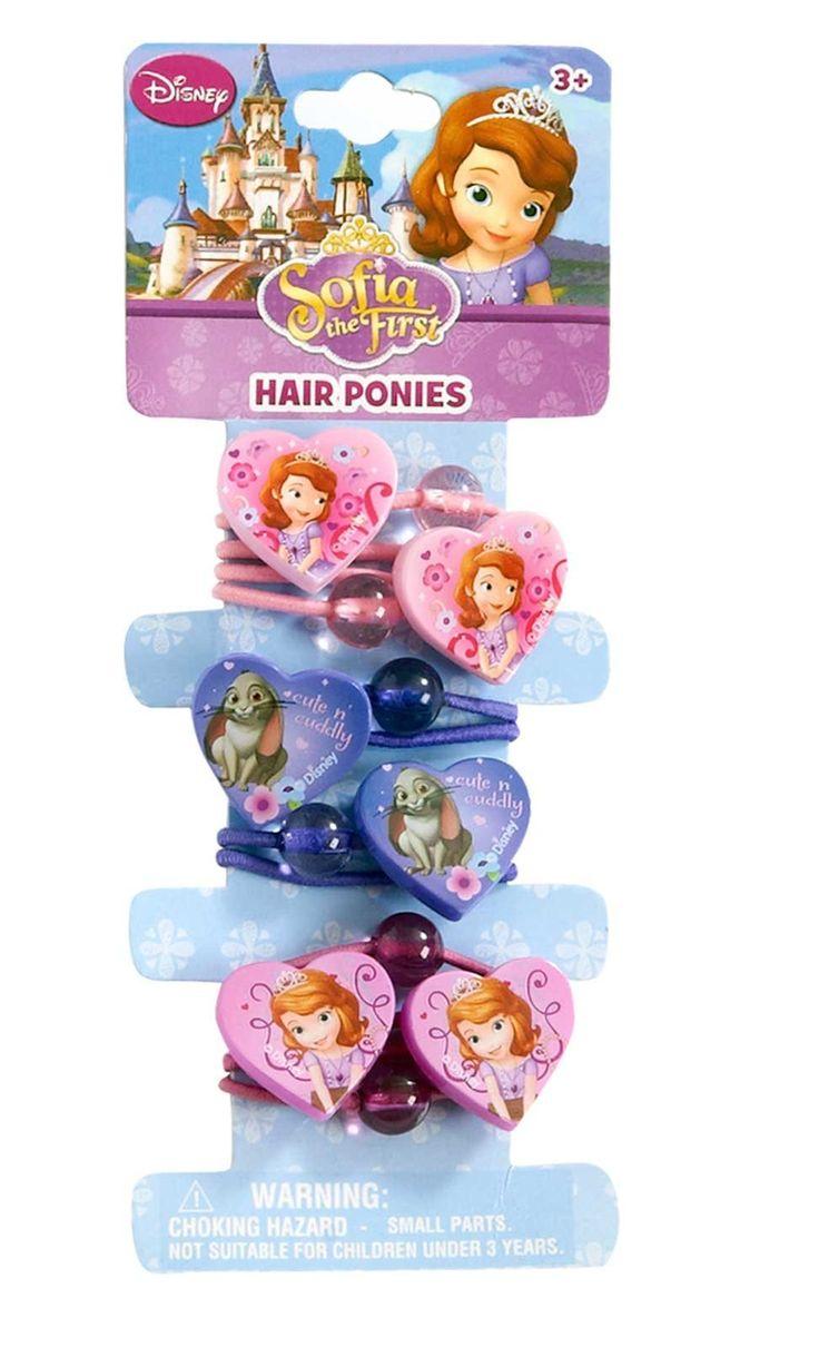 Disney Junior Sofia the First Hair Ponies