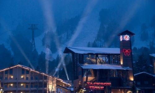 Teton Village Jackson Hole Mountain Resort