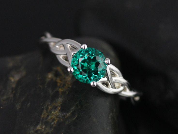 Blue Sapphire Jewelry Pendant