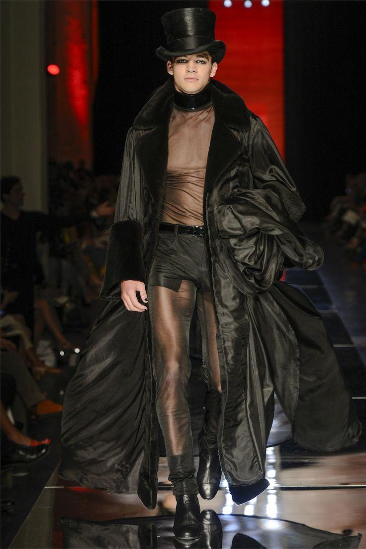 Men's Couture Fashion
