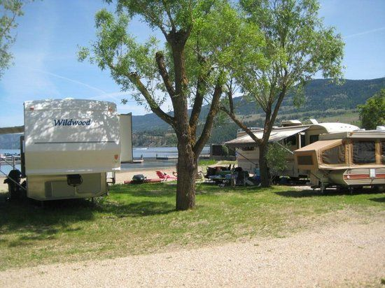 Wood Lake RV Park And Marina Country BC