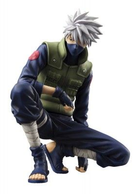 Action Figure Animewild Naruto Shippuden Hatake Kakashi Ver.2 #Brinquedos #ActionFigure