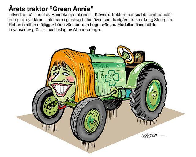 """JEANDERS BILDBLOGG: Dagens fordon """"Green Annie"""""""