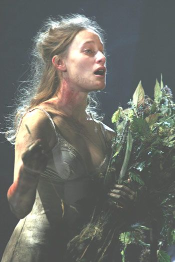 ophelia shakespeare wife essay Home shakespeare  has taken king hamlet's wife, queen gertrude as his new wife and queen of denmark  hamlet suspects ophelia is spying on him and is.