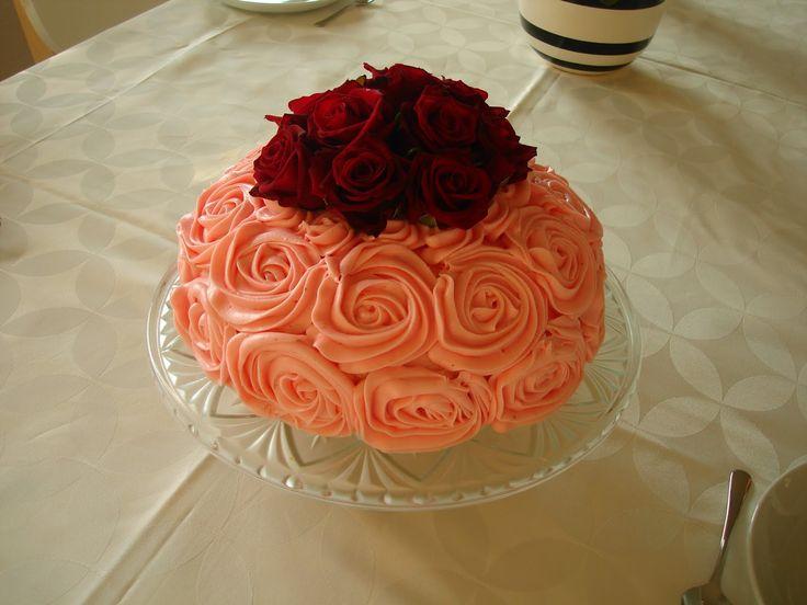 Fødselsdagskage til min kæreste