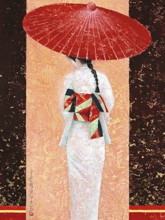 Geisha Paintings | Geisha Art Prints, Posters, Art, Paintings