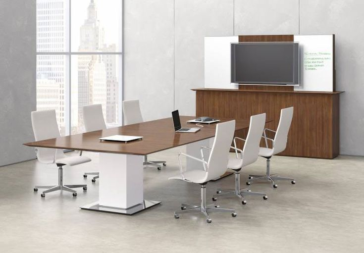 Modern Conference Table Efficient Office Furniture